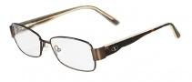Valentino V2101 Eyeglasses Eyeglasses - 210 Brown