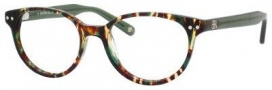 Banana Republic Doreen Eyeglasses Eyeglasses - 0JZZ Green Marble