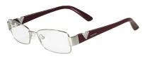 Valentino V2102R Eyeglasses Eyeglasses - 033 Gunmetal