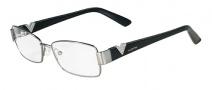 Valentino V2102R Eyeglasses Eyeglasses - 060 Dark Gunmetal