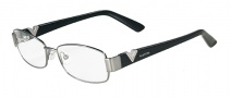 Valentino V2103R Eyeglasses Eyeglasses - 060 Dark Gunmetal