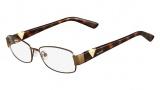 Valentino V2103R Eyeglasses Eyeglasses - 210 Brown