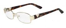 Valentino V2103R Eyeglasses Eyeglasses - 717 Gold