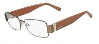 Valentino V2104R Eyeglasses Eyeglasses - 210 Brown