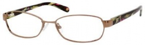 Banana Republic Eleana Eyeglasses Eyeglasses - 0EQ6 Almond / Demi Green