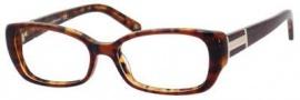 Banana Republic Gweneth Eyeglasses Eyeglasses - 0JEB Amber Tortoise