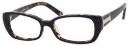 Banana Republic Gweneth Eyeglasses Eyeglasses - 0CW6 Black Tortoise