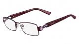 Valentino V2107 Eyeglasses Eyeglasses - 531 Mauve