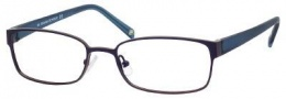 Banana Republic Hamilton Eyeglasses Eyeglasses - 0JWS Navy Brown Fade