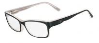 Valentino V2600 Eyeglasses Eyeglasses - 026 Black / Rose
