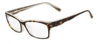 Valentino V2600 Eyeglasses Eyeglasses - 230 Dark Havana / Rose