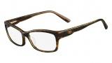 Valentino V2600 Eyeglasses Eyeglasses - 239 Dark Havana / Glitter