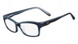 Valentino V2600 Eyeglasses Eyeglasses - 405 Blue / Avo
