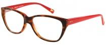 Gant GW Allie Eyeglasses Eyeglasses - TORD: Tortoise / Red