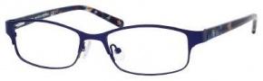 Banana Republic Deidra Eyeglasses Eyeglasses - Navy / Blue Marble