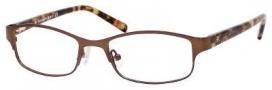Banana Republic Deidra Eyeglasses Eyeglasses - Brown / Caramel Marble