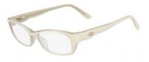 Valentino V2601 Eyeglasses  Eyeglasses - 107 Ivory / Cream