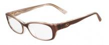 Valentino V2601 Eyeglasses  Eyeglasses - 219 Caramel / Rose