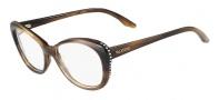 Valentino V2602R Eyeglasses Eyeglasses - 236 Striped Brown