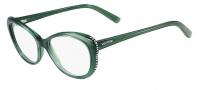 Valentino V2602R Eyeglasses Eyeglasses - 315 Green