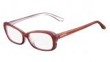 Valentino V2603 Eyeglasses Eyeglasses - 601 Rose