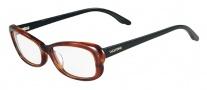Valentino V2603 Eyeglasses Eyeglasses - 725 Blonde Havana