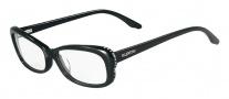 Valentino V2603R Eyeglasses Eyeglasses - 001 Black