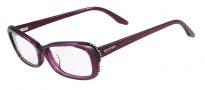 Valentino V2603R Eyeglasses Eyeglasses - 540 Plum