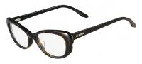 Valentino V2604 Eyeglasses Eyeglasses - 215 Dark Havana