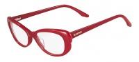 Valentino V2604 Eyeglasses Eyeglasses - 613 Red