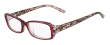 Valentino V2605 Eyeglasses Eyeglasses - 673 Red / Rose