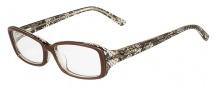 Valentino V2605 Eyeglasses Eyeglasses - 905 Brown / Beige
