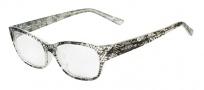 Valentino V2606 Eyeglasses Eyeglasses - 032 Grey Lace