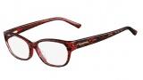 Valentino V2606 Eyeglasses Eyeglasses - 108 Pearl White
