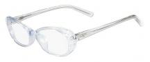 Valentino V2609 Eyeglasses Eyeglasses - 112 Crystal