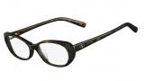 Valentino V2609 Eyeglasses Eyeglasses - 215 Dark Havana