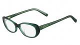 Valentino V2609 Eyeglasses Eyeglasses - 315 Green