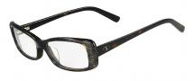 Valentino V2610 Eyeglasses Eyeglasses - 215 Dark Havana