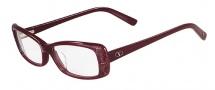 Valentino V2610 Eyeglasses Eyeglasses - 606 Rouge Noir