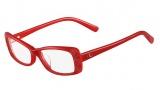 Valentino V2610 Eyeglasses Eyeglasses - 613 Red