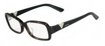 Valentino V2612R Eyeglasses Eyeglasses - 215 Dark Havana