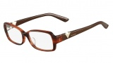 Valentino V2612R Eyeglasses Eyeglasses - 236 Striped Brown