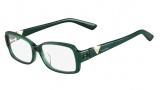 Valentino V2612R Eyeglasses Eyeglasses - 315 Green
