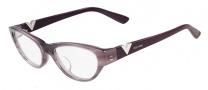 Valentino V2613 Eyeglasses  Eyeglasses - 532 Sttiped Mauve