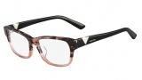 Valentino V2614 Eyeglasses Eyeglasses - 212 Havana / Rose