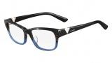 Valentino V2614 Eyeglasses Eyeglasses - 217 Havana / Blue