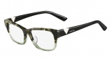 Valentino V2614 Eyeglasses Eyeglasses - 232 Havana / Sage