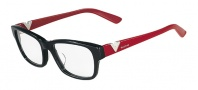 Valentino V2614 Eyeglasses Eyeglasses - 960 Black N Red