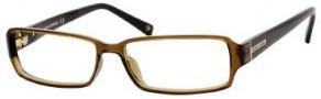 Banana Republic Jonah Eyeglasses Eyeglasses - 0FL4 Crystal Brown