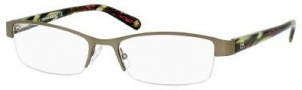 Banana Republic Kaylee Eyeglasses Eyeglasses - 0DN2 Satin Khaki Green